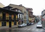 Calle San Antonio en Pola de Siero